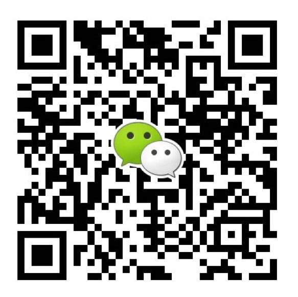 维斯医疗微信公众号二维码